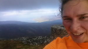 Blog sgurr run