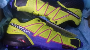 Salomon new trainers
